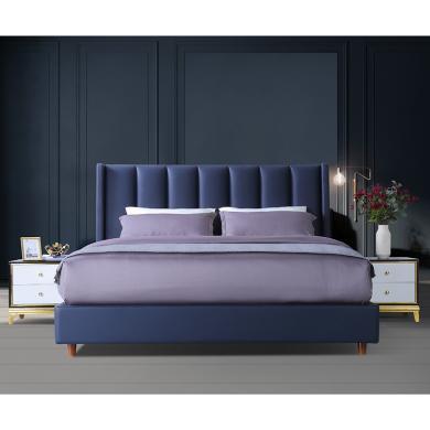 皇家爱慕品牌正品 床卧室双人真皮床 婚床1.8/1.5米