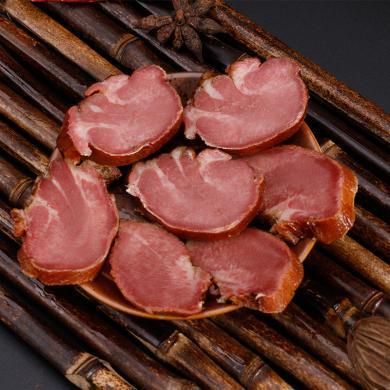 飛禹 四川臘豬舌 土特產 傳統手工農家特產精品臘肉豬口條500g fy05