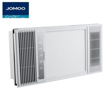 九牧浴霸集成吊頂排氣扇照明一體暖風機浴室衛生間風暖浴霸JD022/JD022S