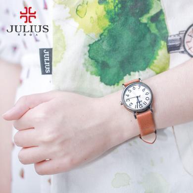 聚利時夏季正品復古時尚學生女表潮流女生石英手表女JA-911