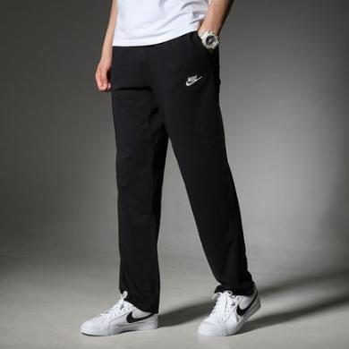 Nike 男装运动休闲直筒长裤 804422-010