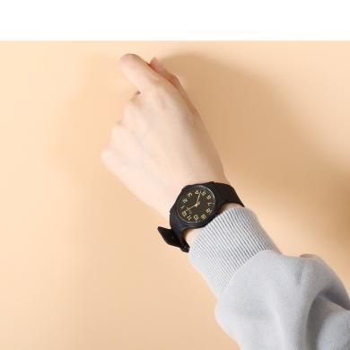 聚利時新品韓版青春簡約手表女學生表石英防水中性表JA-1055