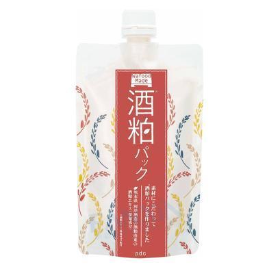 【支持購物卡】日本 碧迪皙 PDC 酒粕酒糟面膜酵母 酒粕面膜 170g/袋