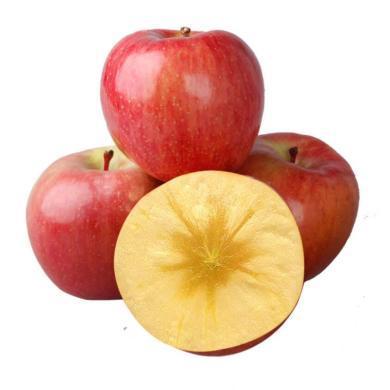 【京東/順豐包郵】新疆特產 阿克蘇 冰糖心蘋果10斤帶箱 新鮮蘋果 紅富士