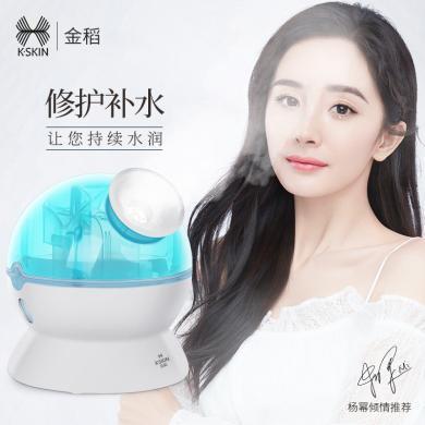 金稻冷噴機蒸臉器家用臉部加濕器蒸面機納米補水儀空氣美容儀器