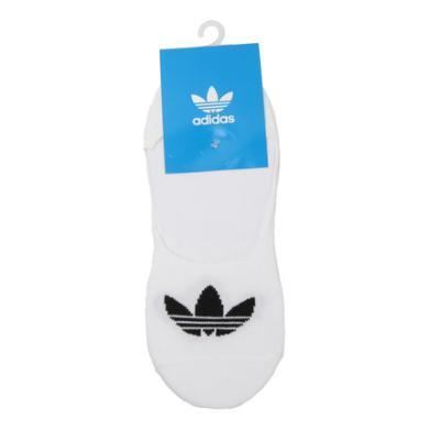 Adidas阿迪達斯三葉草男女襪2019新款三雙裝運動低幫船襪CV5941