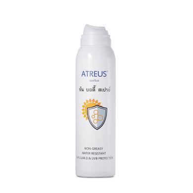 【支持購物卡】泰國 Atreus牛奶防護噴霧隔離150ml/瓶
