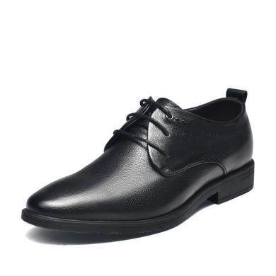 富貴鳥男正裝皮鞋商務英倫男士皮鞋德比鞋 B984065