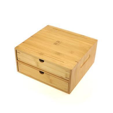 祥福双?#21046;?#27953;茶盒工具套装(2分茶盘1茶盒)C-91-18