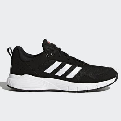 Adidas阿迪達斯男款緩震輕便休閑運動跑步鞋CG3820