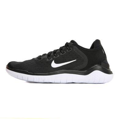 Nike耐克2019女子WMNS NIKE FREE RN 跑步鞋942837-001