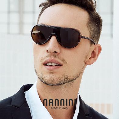 【支持購物卡】意大利NANNINI納尼尼眼鏡  運動偏光太陽眼鏡男女蛤蟆鏡潮流開車司機墨鏡  N-SPIRIT