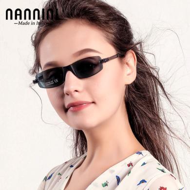【支持购物卡】意大利NANNINI纳尼尼眼镜   进口老花镜男女折叠便携轻薄舒适防疲劳优雅简约太阳老花镜    CP2老花太阳镜