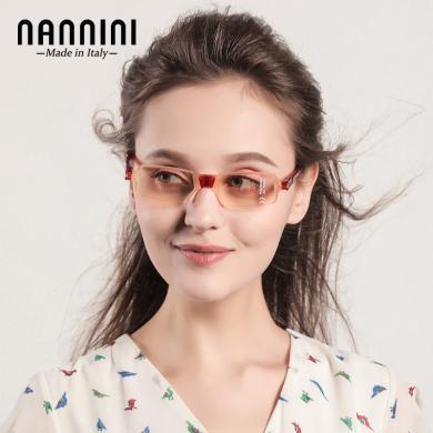 【支持購物卡】意大利NANNINI納尼尼眼鏡 進口高清舒適 百變折疊電腦鏡 防疲勞TR90  防輻射防藍光  NANNI-1151