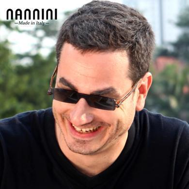 【支持购物卡】意大利NANNINI纳尼尼眼镜   进口老花镜太阳镜男女高清时尚超轻舒适花镜优雅折叠墨镜老花眼镜  CP1老花太阳镜
