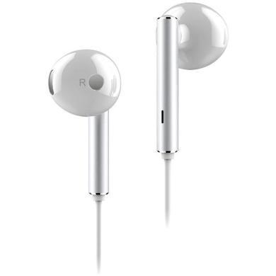 華為 AM116半入耳式耳機線控 耳機入耳式通用耳機