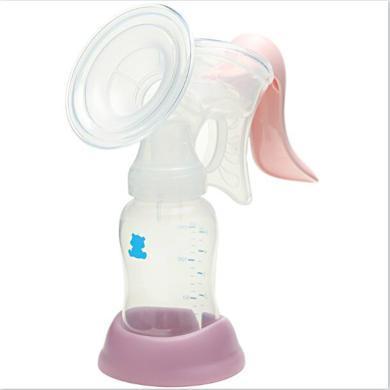 小白熊 蝶悅 手動吸奶器吸力大 孕婦吸乳擠奶器