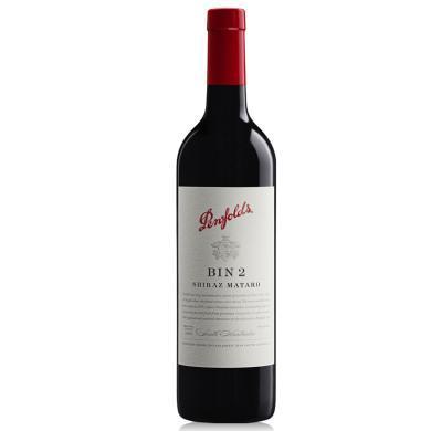 奔富紅酒澳大利亞原瓶進口奔富(Penfolds)Bin2 紅酒750mL包郵