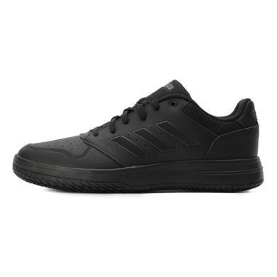 adidas阿迪達斯2019男子GAMETALKER籃球場下休閑籃球鞋EG4272