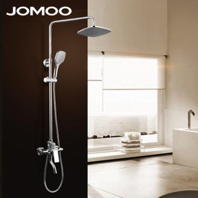【新品】JOMOO九牧衛浴淋浴花灑套裝 浴室冷熱噴頭淋浴器36335(包安裝)