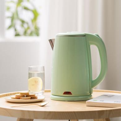 OLAYKS 電熱水壺304食品級家用保溫全自動宿舍學生小型燒水開水壺