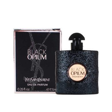 圣罗兰(YSL)圣罗兰女黑鸦片 淡香精 香水旅行装Q版本小样7.5ML