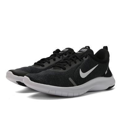 Nike耐克2019年新款男子 FLEX EXPERIENCE RN 8 赤足輕便運動鞋跑步鞋AJ5900-013