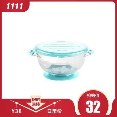 ?#33167;?#29275;婴儿碗 训练碗 宝宝辅食碗 吸盘碗勺 儿童餐具包邮 新款吸盘碗