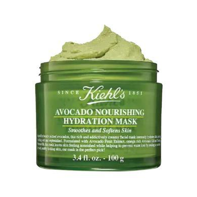 KIEHL'S/ 科颜氏 牛油果丰润保湿面膜100g 保湿修复肌肤屏障
