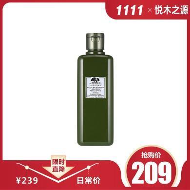 【支持購物卡】美國ORIGINS悅木之源 靈芝煥能精華水 菌菇水 200ml