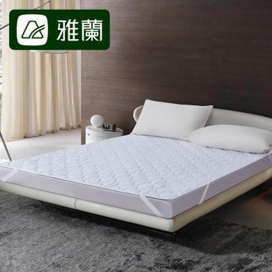 雅兰 床垫保护垫1.8m席梦思防滑垫被床褥榻榻米1.5m双人床护垫 磨毛床垫