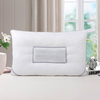 帝豪家紡 決明子枕頭枕芯 護頸枕芯 可水洗 助睡眠 成人枕頭芯 一對拍二