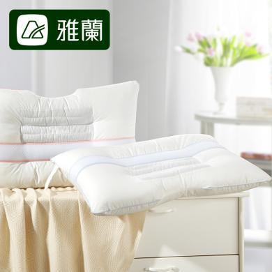 【爆款!99元/對】雅蘭家紡 決明子枕芯  親膚面料透氣枕頭 頸椎保健枕 EC決明子透氣枕