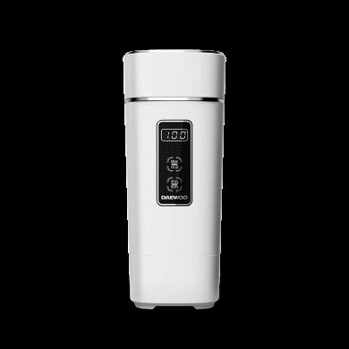 大宇(DAEWOO) D2 電水壺 迷你便攜式家用旅行智能電熱水壺 保溫自動斷電熱水壺
