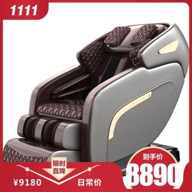 2019新款按摩椅 SL导轨机械手家用太空舱全身按摩椅
