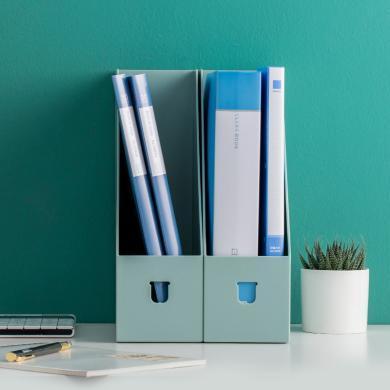 加厚桌面文件夾 辦公用品資料筐檔案袋學生文件夾收納架