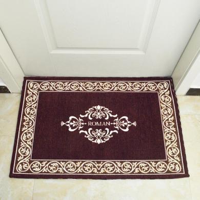 VIPLIFE地垫 新款地垫地毯垫子雪尼尔地垫进门垫