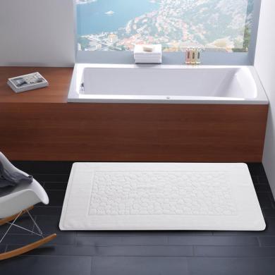 VIPLIFE五星酒店全棉地巾 純棉浴室/客廳/臥室地墊