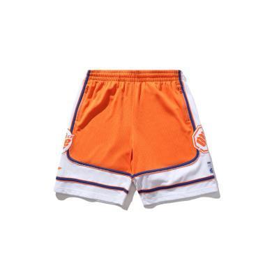 李寧BADFIVEX汰漬聯名款籃球比賽褲男士專業籃球比賽短褲AAPP439