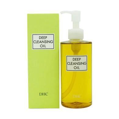 【支持購物卡】1瓶*DHC 蝶翠詩 深層清潔橄欖卸妝油 200毫升 香港直郵