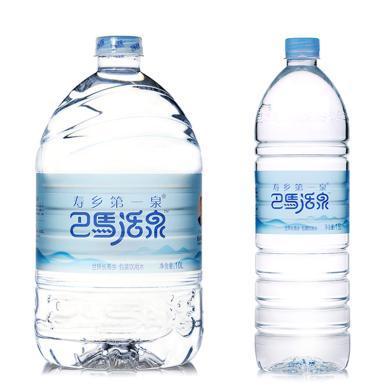 寿乡第一泉 巴马活泉 天然弱碱性矿泉水 实用套餐10箱 整箱饮用水