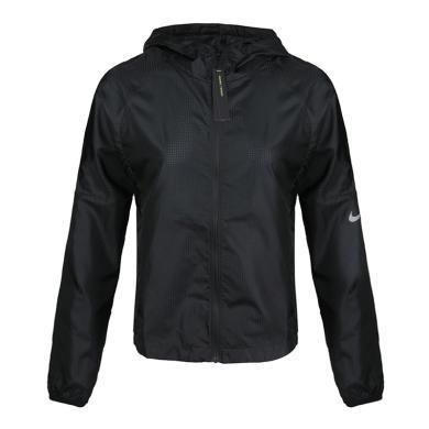 NIKE耐克外套女装冬季新款运动服防风连帽梭织夹克BV4941-010