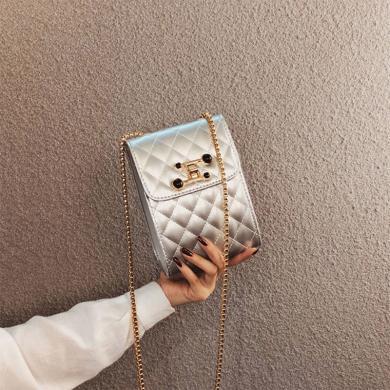 GSQ古思奇 女包斜挎包洋气链条包零钱手机包小包包N1023