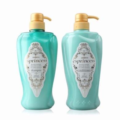 【支持購物卡】組合裝 日本ESPRINCESS/魔法香氣 無硅洗發水+ 護發素