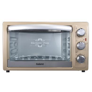 Galanz/格兰仕电烤箱KWS1530J-H7T    30L/1500W金色