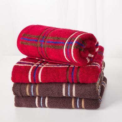 金號巾選維多利亞系列純棉毛巾 72*34cm袋裝
