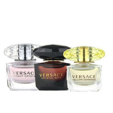意大利Versace范思哲水晶香水組合套裝15ml