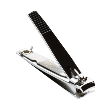 張小泉碳鋼鋒利輕巧指甲剪刀修腳指甲鉗指甲刀帶銼 修甲美甲耐用102P