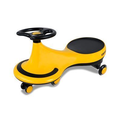 lecoco乐卡儿童扭扭车玩具溜溜车1-3岁宝宝万向轮摇摆车男孩妞妞车