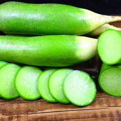 華樸上品 山東水果蘿卜新鮮青蘿卜4.8-5.1斤